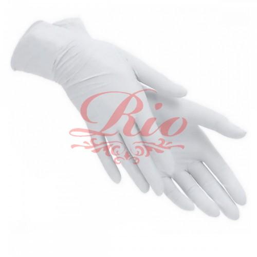 Перчатки нитриловые Medicom Platinum White XS 100 шт