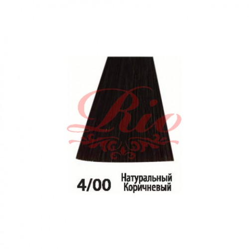 Краска Екми 4/00  натуральный коричневый 90 мл