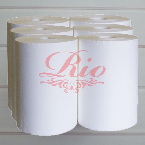 Салфетки бумажные в рулоне 800шт 24х27 см