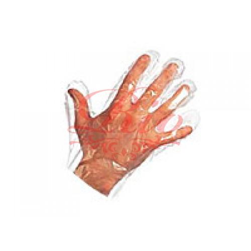 Перчатки полиэтиленовые 100 шт