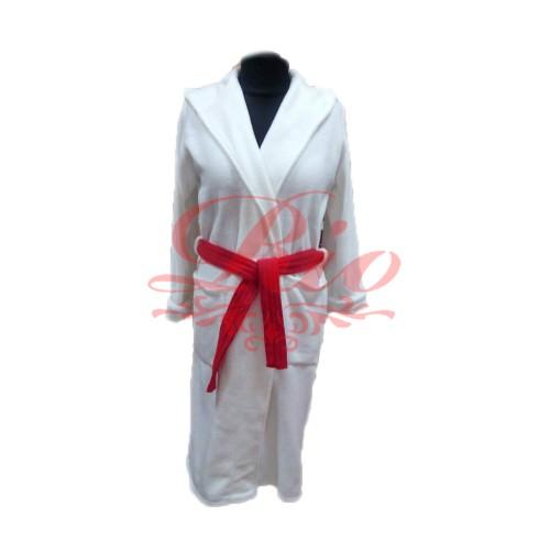 Флисовый мужской халат (домашний)